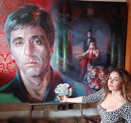 Al Pacino Tatyana Studio