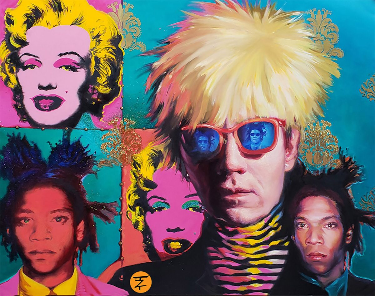 Andy Warhol Original Painting