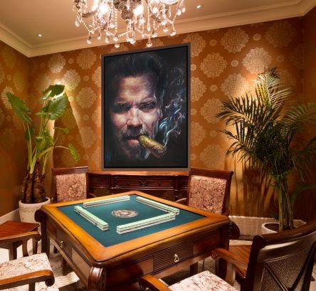 Interior Design Arnold Schwarzenegger