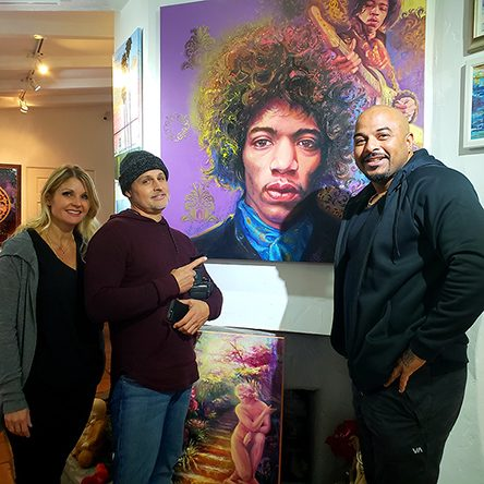 Jimi Hendrix Gallery Photo