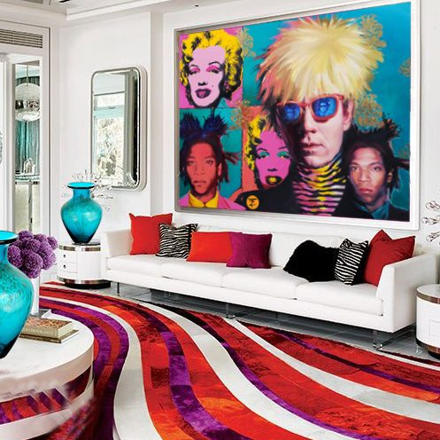 Interior Design with Andy Warhol