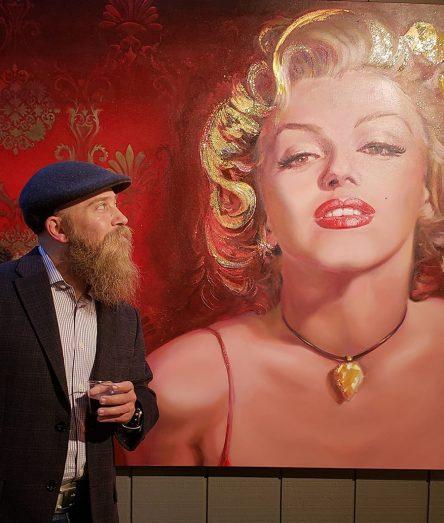 Marilyn Monroe Gallery Show