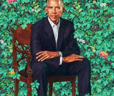 President Obama Kehinde Wiley