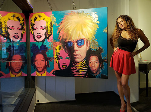 Tatyana Zen Andy Warhol