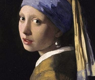 Girl with a Pearl Earring by Johannes Vermeer, 1665