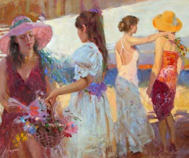 Mothers & Daughters by Pino