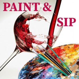 Paint & Sip Art Class for Adults